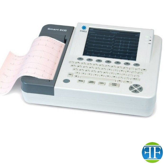 Elettrocardiografo 12 canali mod. SE-1200 interpretativo Touch Screen